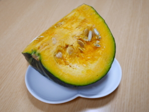 1/4 of Japanese Kabocha Squash